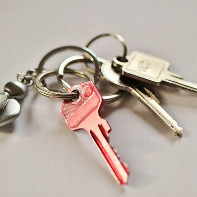 ¿Qué hacer si perdemos las llaves de casa?