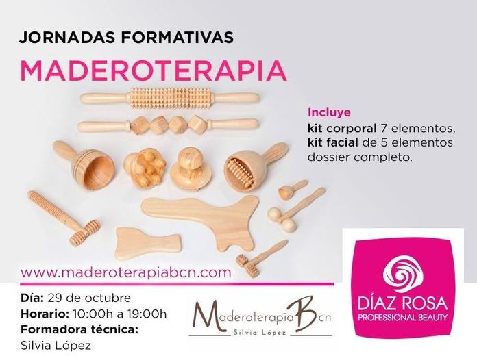 Formación maderoterapia