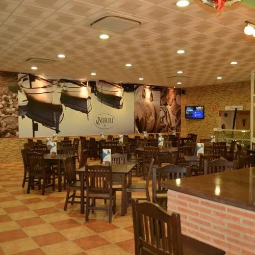 menús para grupos Mérida