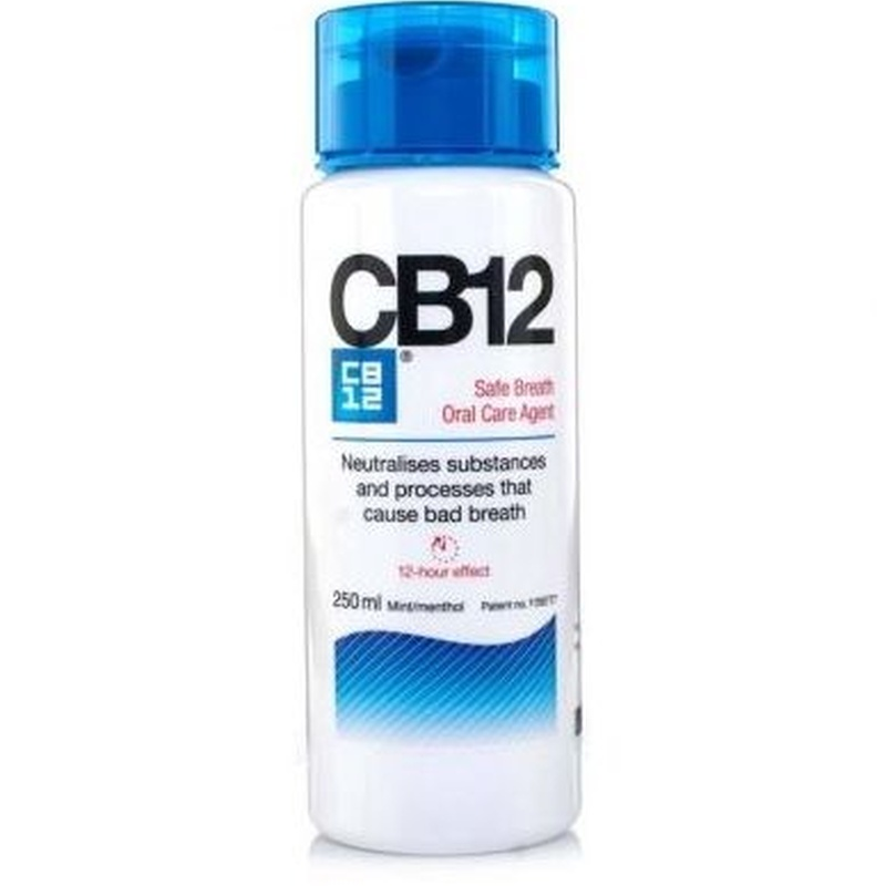 CB 12 ENJUAGUE BUCAL BUEN ALIENTO 250 ML: Productos y Servicios de Farmacia-Ortopedia Can Parellada