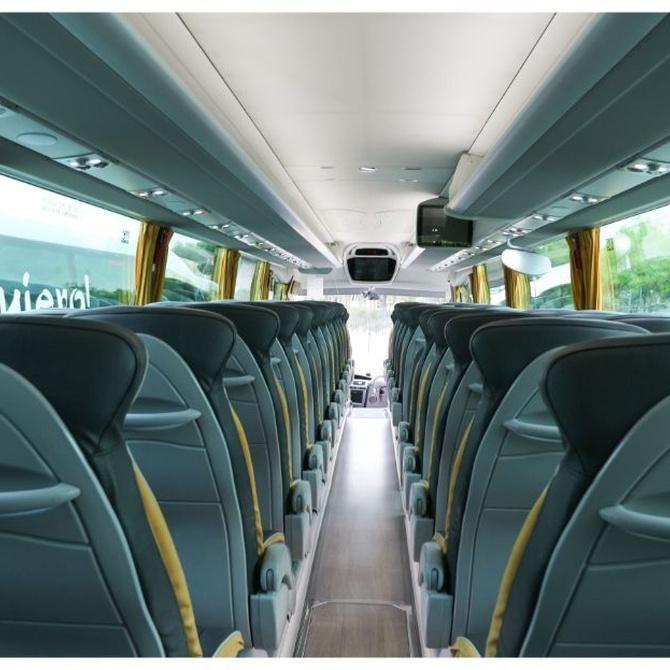 La seguridad en los autobuses