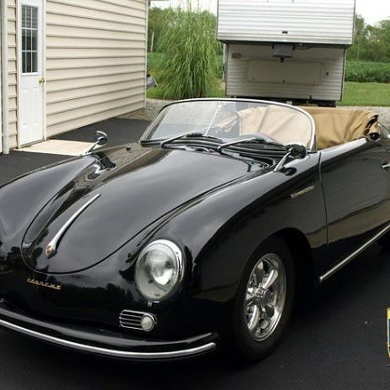 Taller especializado y venta de recambios para Porsche clásicos