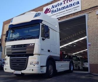 SCANIA R 450 HIGHLINE STREAMLINE AUT. RETARDER EQ. HIDRAULICO SPOILERS NAVI: Camiones de Autotruck Salamanca
