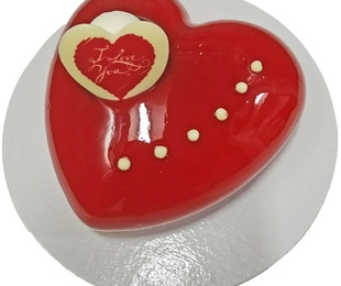 Tartita San Valentín (5 raciones)