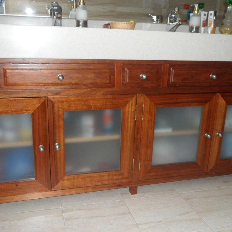 Muebles de cocina y baño: Servicios de Carpintería José Luis González