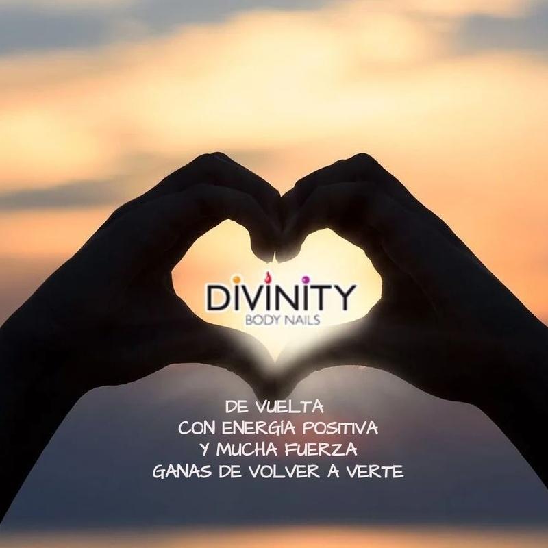 Volvemos de nuevo!: Servicios de Divinity Body Nails