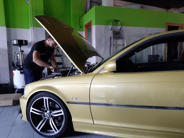 Mecánica general: Servicios de DG Motors Pedreguer