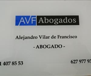 AVF Abogados en Madrid, Ventas, Retiro, Goya, Ciudad Lineal