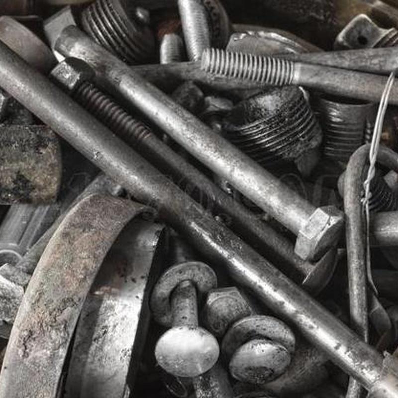 Hierros y Aceros: Servicios de Chatarreria y Compraventa de Metales Nande