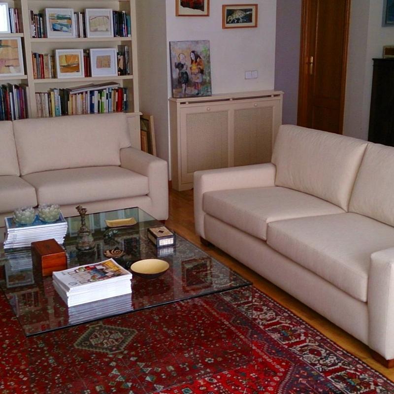 Tapizado de sofás a medida en Raúl Cuesta TAPICERO