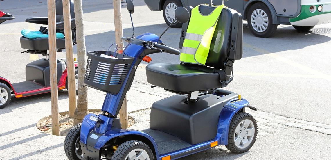 Alquiler de sillas de ruedas en Calafell adaptadas