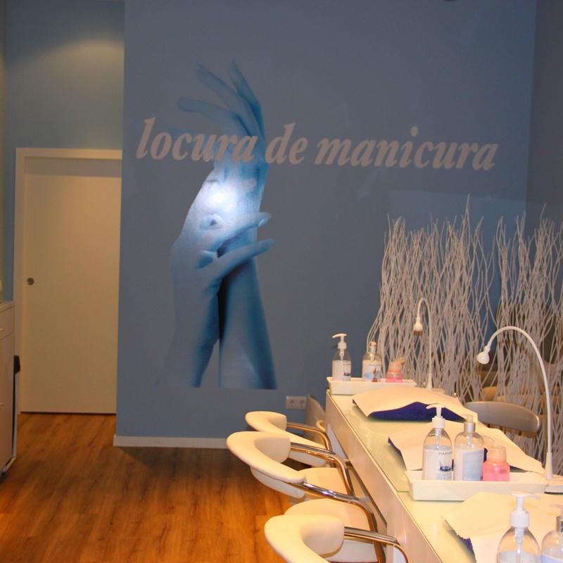 OFERTA DE INVIERNO: MANICURA + PEDICURA : Servicios de Locura de Manicura