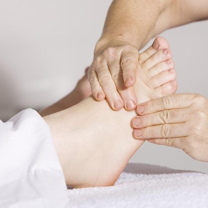 ¿Qué hacer en caso de esguince de tobillo?