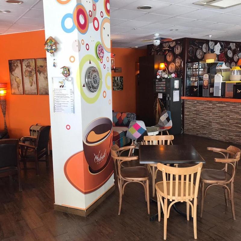 El Café...: Servicios de Cafetería Tosteria O´Clock