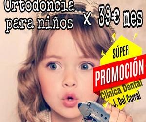 Promocion Ortodoncia Niños 39€ mes