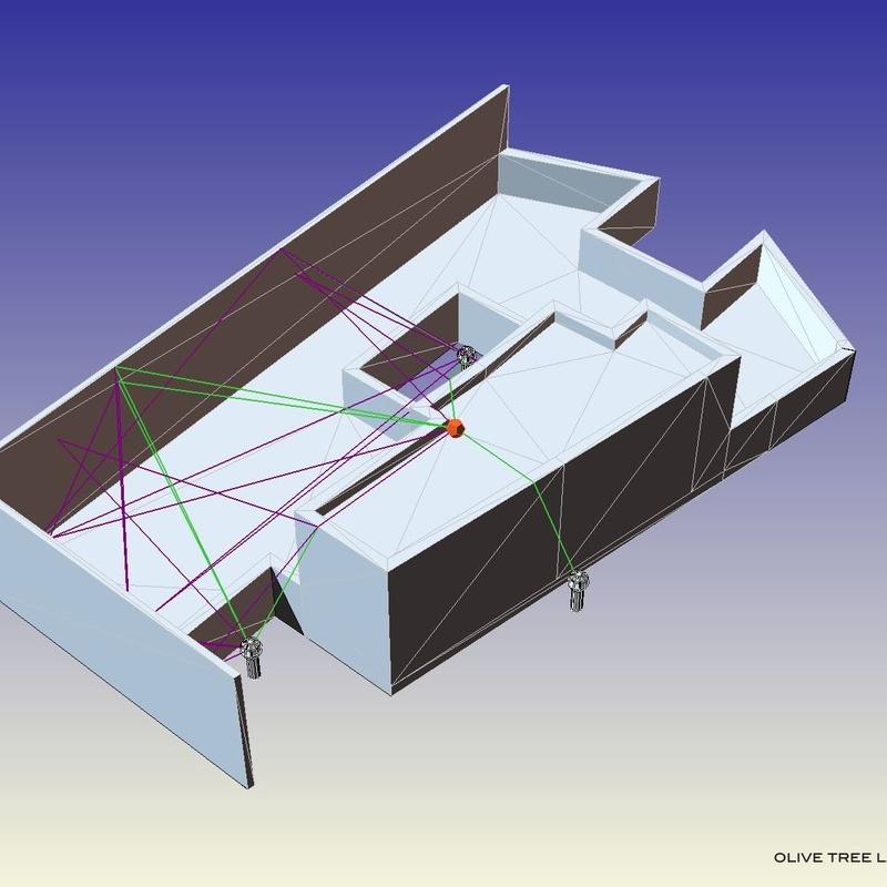 ESTUDIOS ACÚSTICOS: Productos y servicios  de Acoustic Drywall