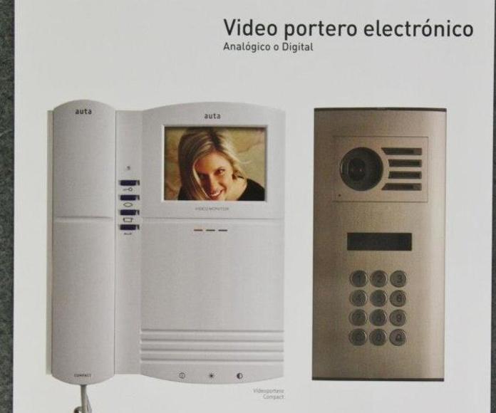 Monitor e-compact de Auta
