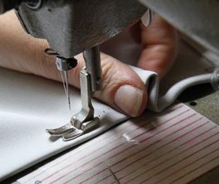 Arreglo de ropa de hogar