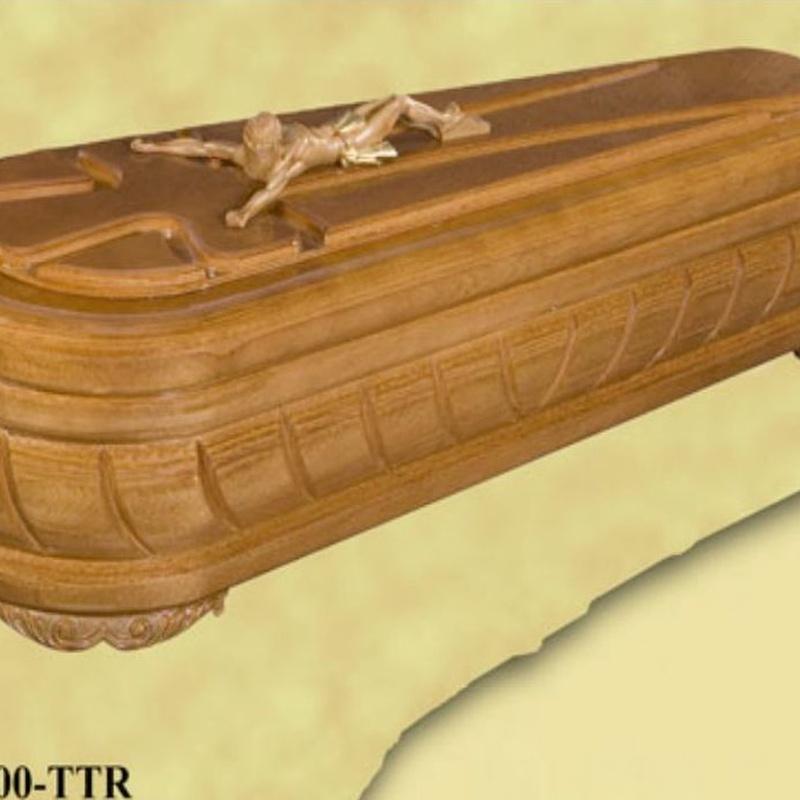 Arcas: Prestaciones de Funeraria Luxor