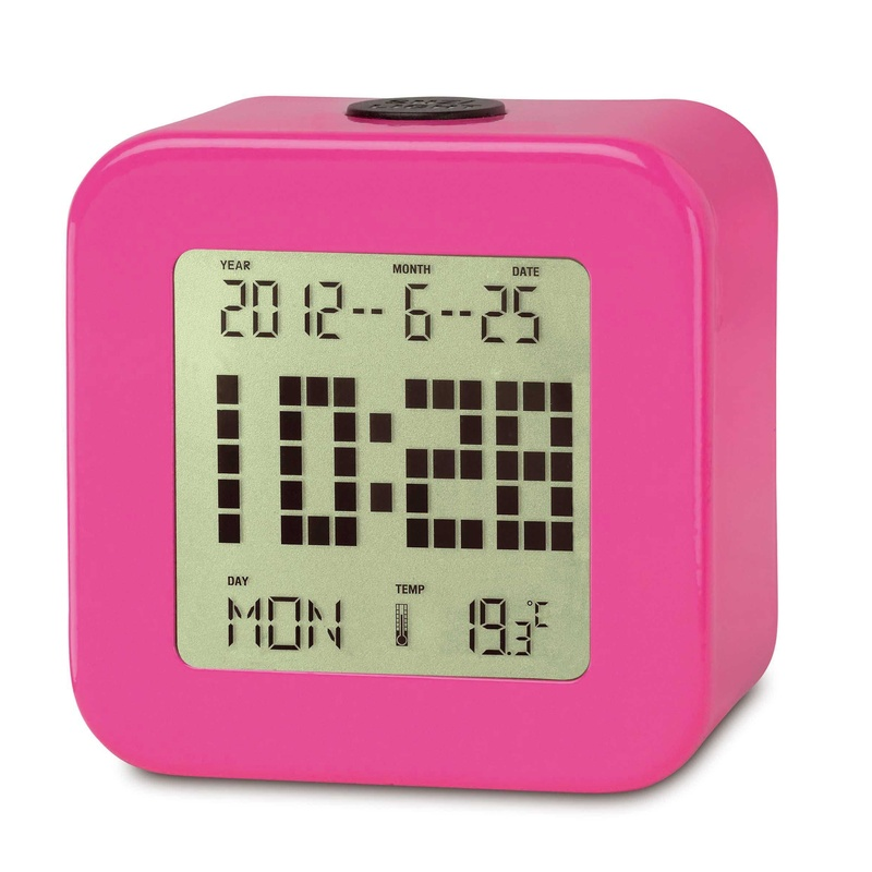 Reloj Despertador Digital DCD-23PK