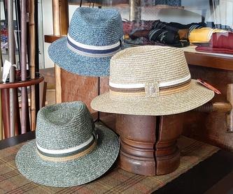 Sombreros mujer invierno: Sombreros, gorras y más de Sombrerería Citysport