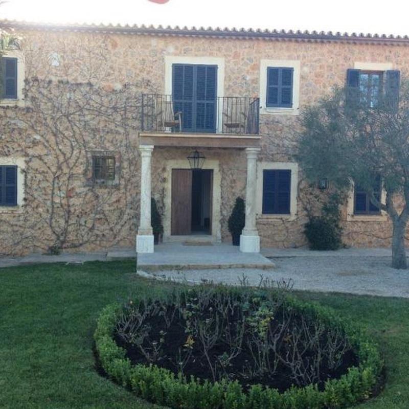 Reforma vivienda unifamiliar: Obras realizadas de Construcciones Ses Planes  d'Alaró