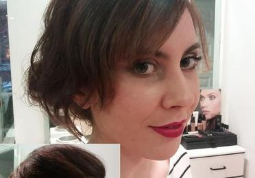 Maquillaje y pestañas