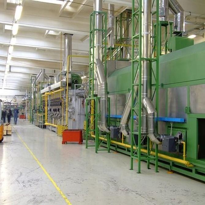 Máquinas más usadas en un taller de mecanizado