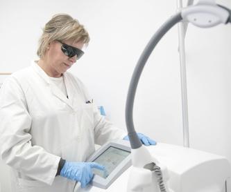 Biopsia cutánea: Dermatología y Dermoestética de Dermatología Socorro Fierro