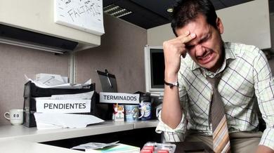 Estrés laboral: cuándo se sufre estrés, qué hacer ante ello