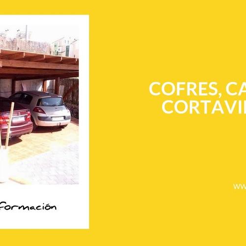 Construcción de pérgolas Murcia | Maderania