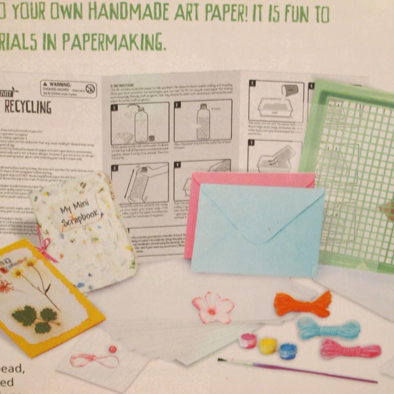 Aprende a reciclar papel y decora tus cartas