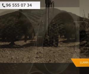 Perforación de pozos en Alicante | Perforaciones La Ibense