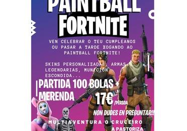 Paintball Fortnite