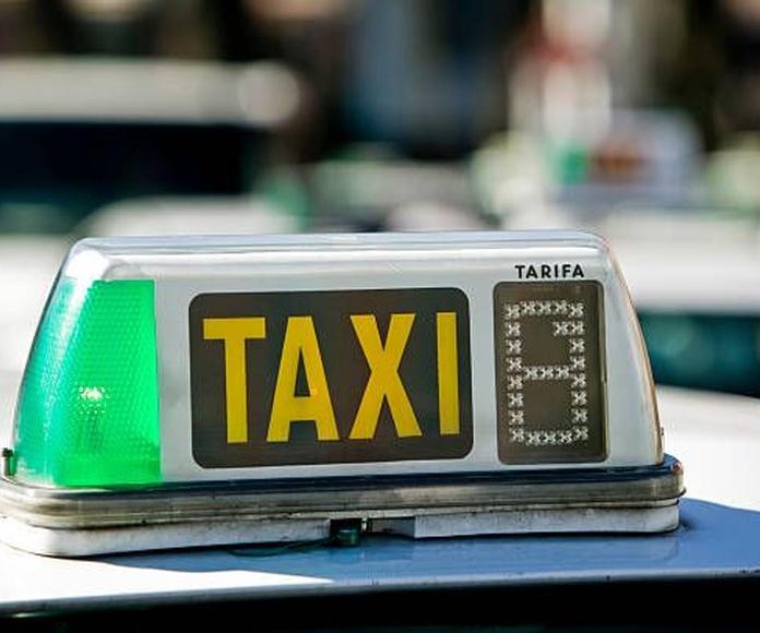 Servicio de paquetería: Servicios de Taxi Ondara Carmelo Sánchez