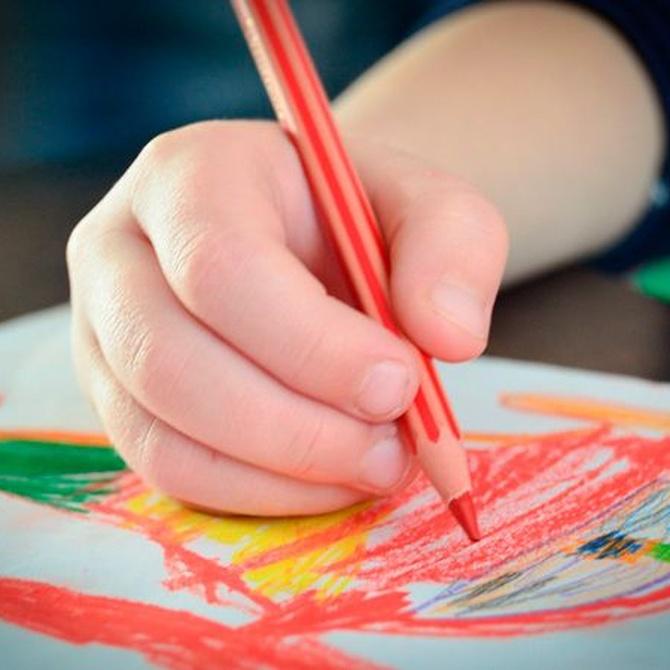 El arte en los niños