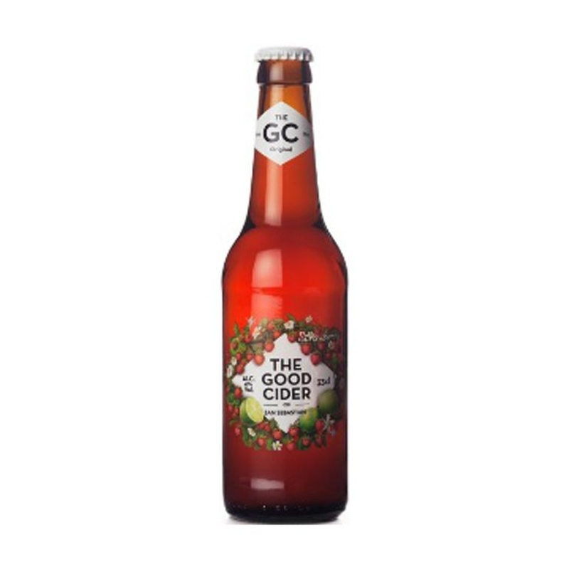 The Good Cider - Fresa Lima: Catálogo de Mainake XXI