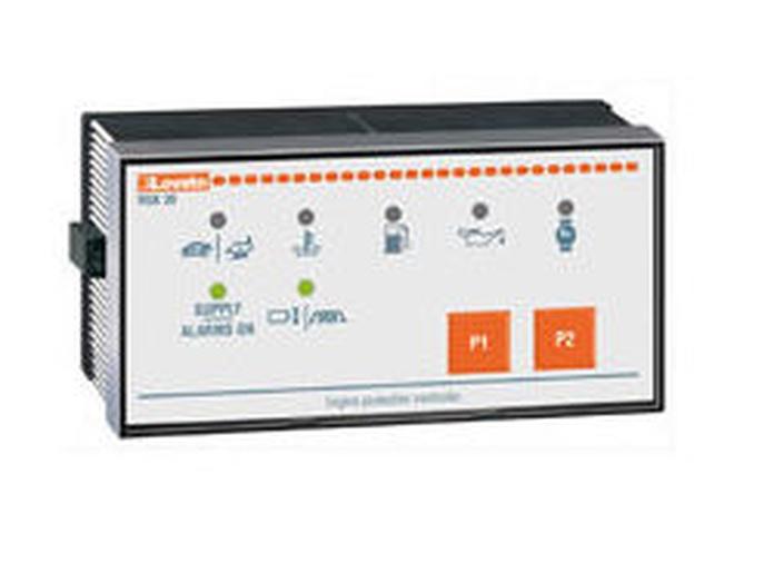 Unidad de control grupos electrogenos: Productos  de JYG Automática Industrial
