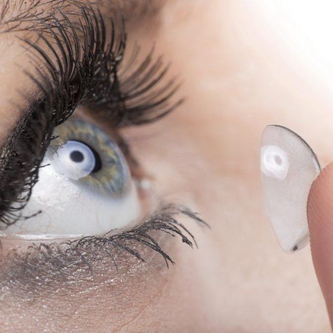 Las lentillas: su evolución a través de los años