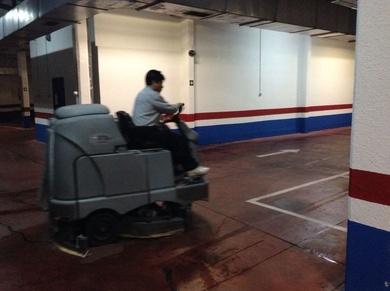 Limpiezas de garajes