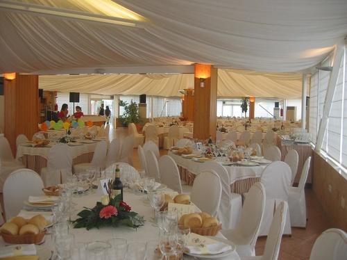 Salón de boda
