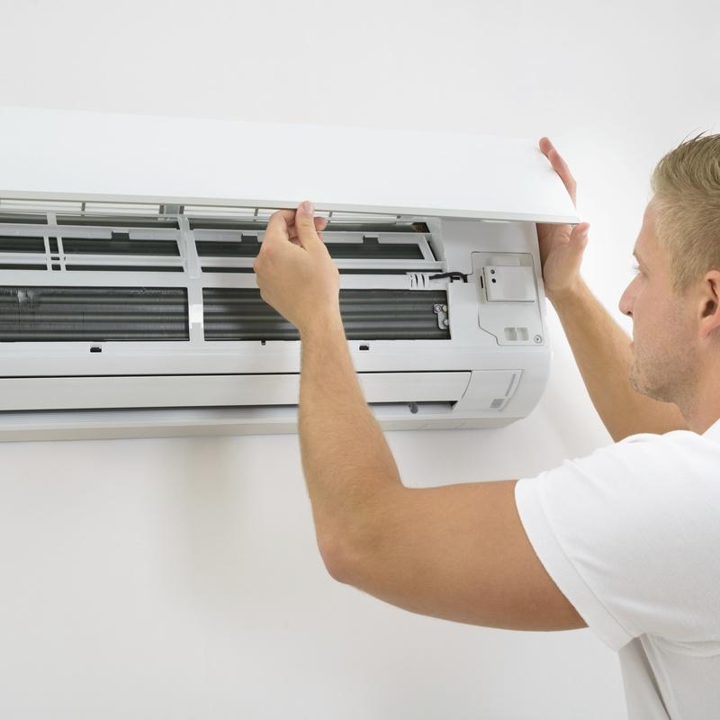 Instalación y reparación de equipos de climatización: Servicios de Fontanorte