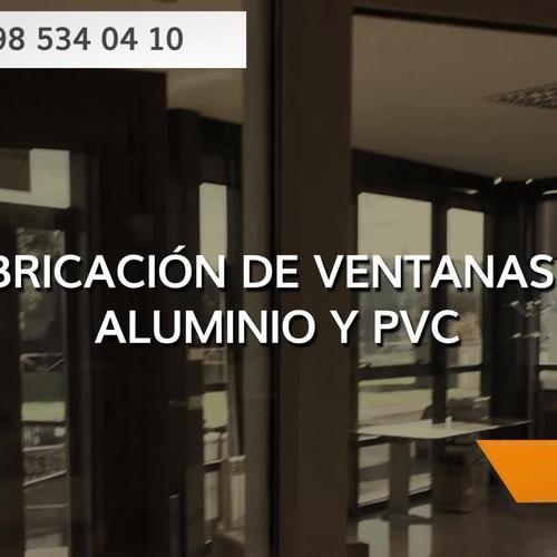 Ventanas de PVC en Gijón | Aluminios y PVC Martínez