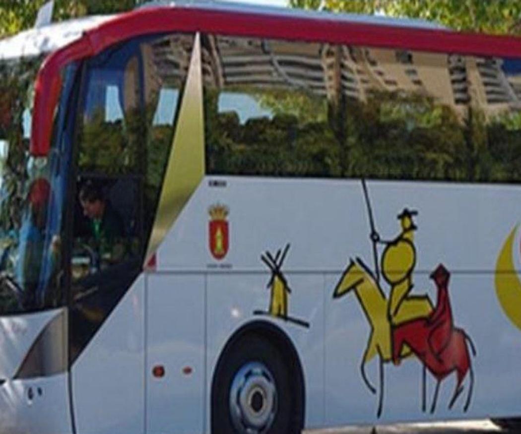 El uso del autobús para reducir la contaminación