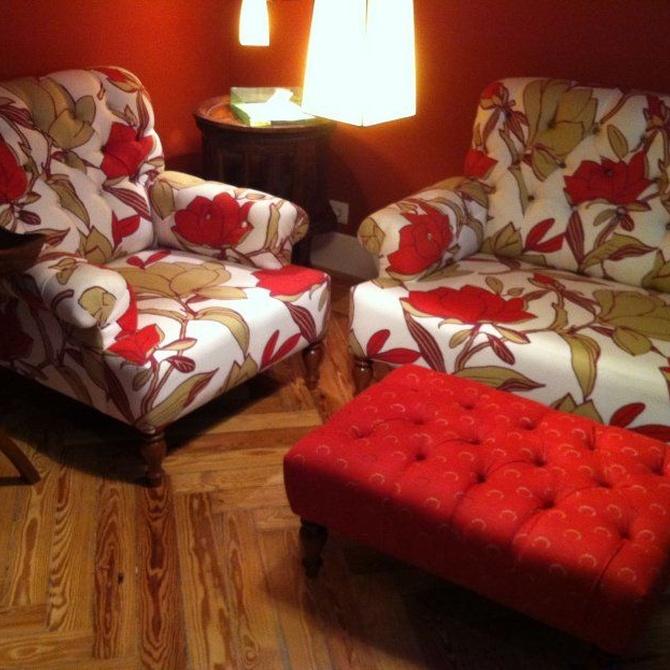 Diferentes modelos de sofá para tu salón