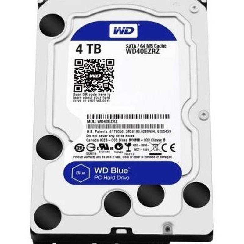 Western Digital WD40EZRZ 4TB SATA3 64MB Blue: Productos y Servicios de Stylepc
