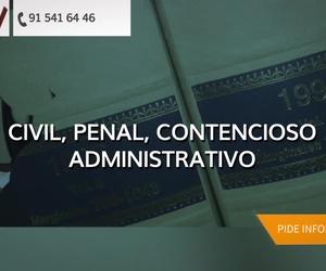 Abogados penalistas y matrimonialistas en Madrid