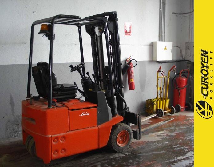 Carretilla eléctrica LINDE Nº 6090: Productos y servicios de Comercial Euroyen, S. L.