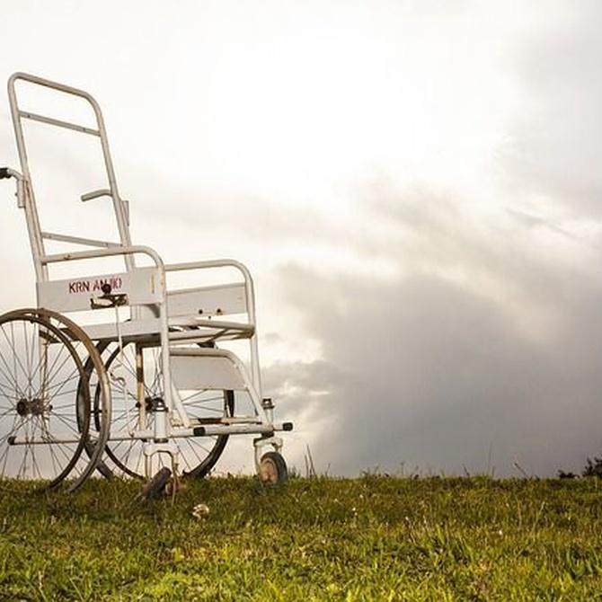 La historia de la silla de ruedas