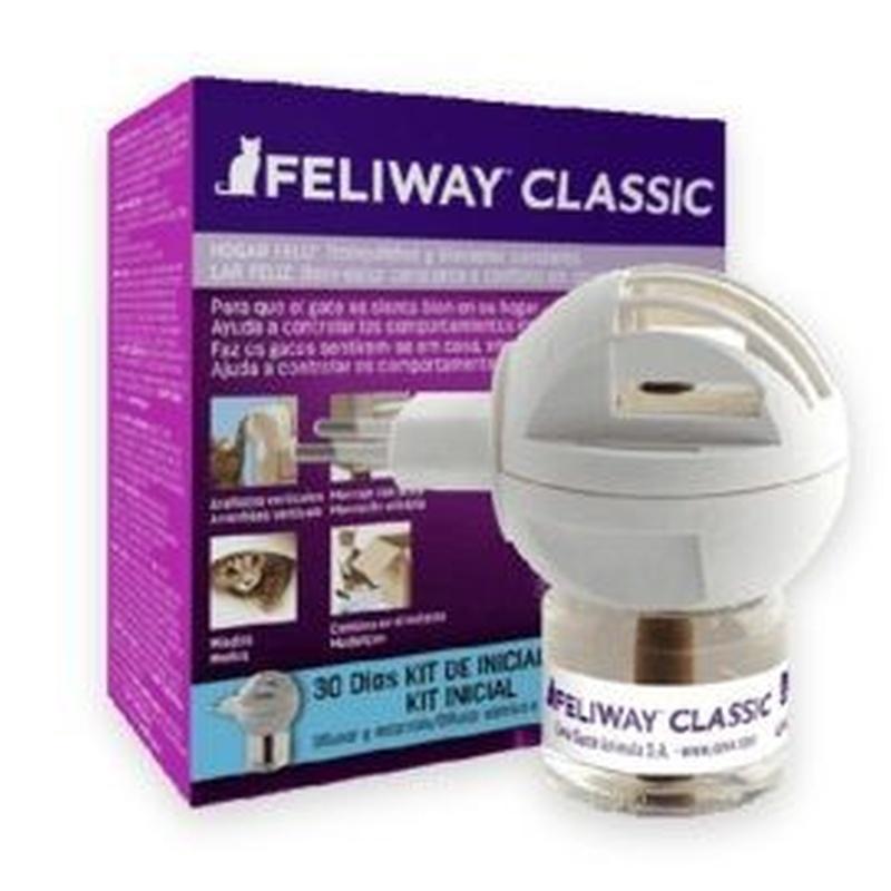 Feliway Classic : Nuestros productos de Pienso Express